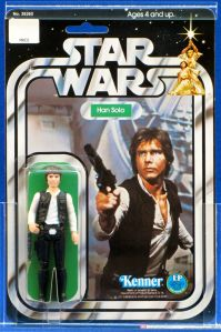 Han Solo MOC