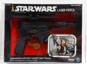 Laser Pistol MISB